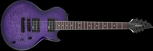 Jackson JS Series Monarkh SC JS22Q - Trans Purple Burst (Jackson Pro Series Monarkh Sc Electric Guitar)