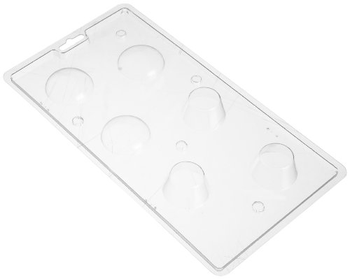- Wilton Dimensional Cupcake Container Candy Mold