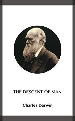 #freebooks – The Descent of Man by Charles Darwin