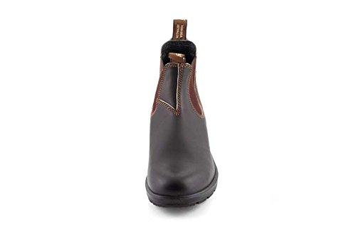 Blundstone Original Stout Braun Prämie Leder Stiefel 500-Serie
