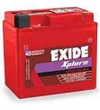 Exide Honda Activa Sealed Battery No Maintenance Honda,Hero Motoro
