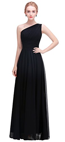 one strap dresses for prom - 1