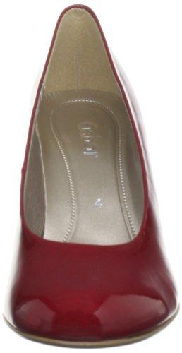 Cherry Rot Damen Gabor 95 Shoes 75 Pumps Absatz 210 YxwUU0Fvq