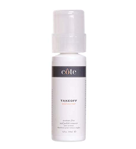 COTE - TAKEOFF Wild Sea Rose Acetone Free Polish Remover by Cote Shop