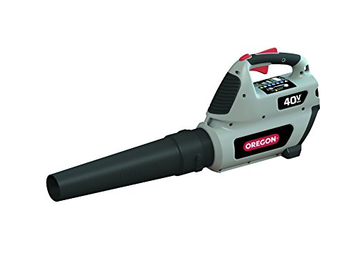 Oregon Cordless BL300 Leaf Blower Kit with 6.0 Ah Battery Pack and Rapid Charger Review