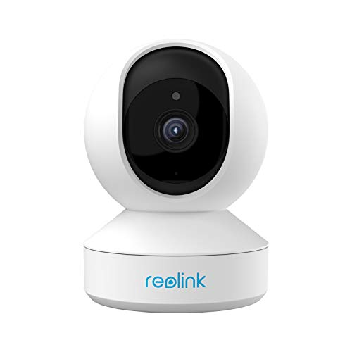 Wireless Security Camera, Reolink E1 3MP HD Plug-in Indoor...