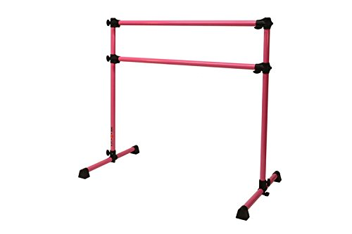Barra Para Danza De Aluminio Importada Vita Vibe, rosa
