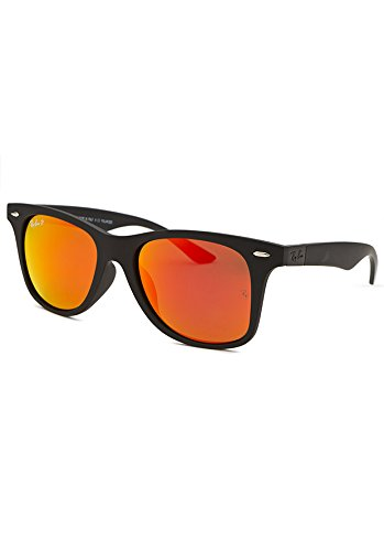 Amazon.com: Rayban Rb4195 – Gafas de sol, Color negro: Shoes