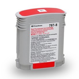 (Authentic 787-8 Postage Meter Red Ink for Connect+)