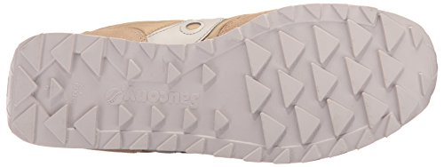 123 Uomo Nylon Jazz Low Tan Colore Sneaker 2866 Giallo Cream Camoscio Pro Modello Scarpe Saucony AwY5qzz