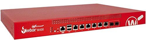 Watchguard Firebox M400 Network Security Firewall Appliance Wgm40001