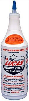 Lucas Heavy Duty Oil Stabilizer quart Lucas Heavy Duty Oil Stabilizer