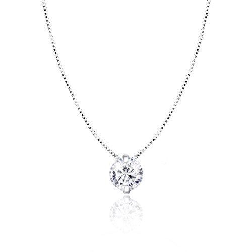 An amazing combo of cubic Zirconia and sterling silver