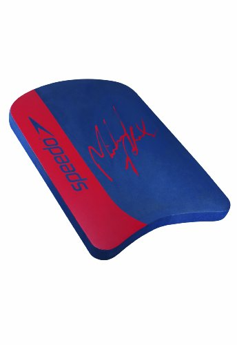 - Speedo Athlete Signature 'Phelps' Swim Kickboard, Navy