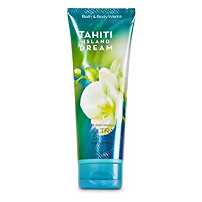 Bath & Body Works Ultra Shea Body Cream Tahiti Island Dream 8oz