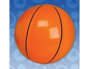 Rhode Island Novelty Inflatable Basketball 16 Inch (1)