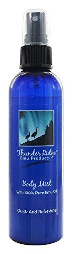 UPC 852241000512, Thunder Ridge Emu Products - 100% EMU Oil Body Mist - 4 oz.
