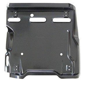 Seat Frame Floor Support - RH - 69 Camaro Firebird Coupe & Convertible ()