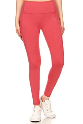 Leggings Depot High Waisted Leggings -Soft & Slim - 37+ Colors & 1000+ Prints