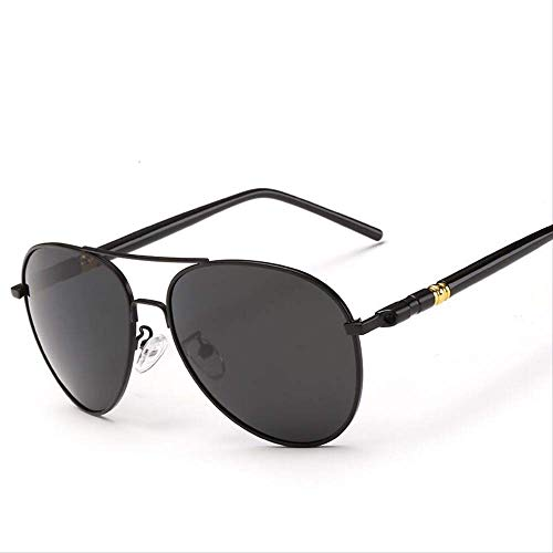 New retro round sunglasses for women's vintage style Classic Polarized Sunglasses Women's Men's Mirrored ()