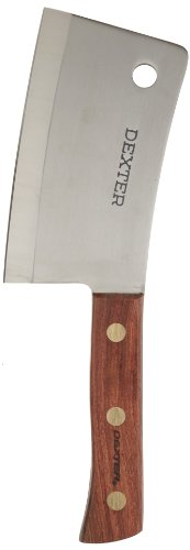 Traditional 5387 7'' White Cleaver by Traditional