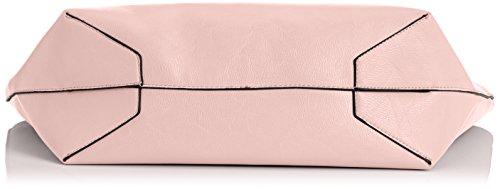 SwankySwans - Borsa  da donna, rosa(pinkbeige), taglia unica