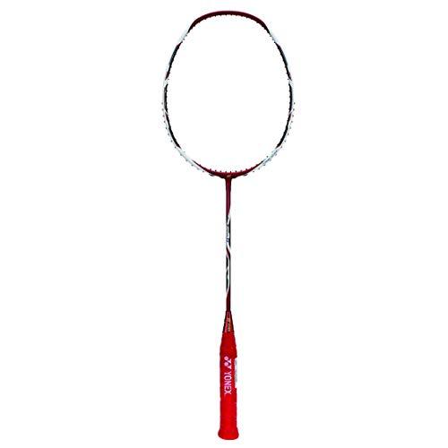 YONEX Arcsaber 11 Badminton Racquet (Red)