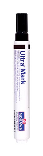 Mohawk Ultra Mark Wood Stain Touch Up Marker (Black)