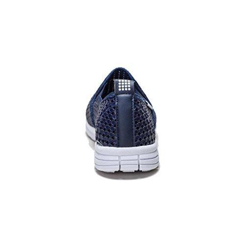holees Original Damen Memory Foam leicht-Slipper Schuhe, verschiedene Farben und Größen zur Auswahl Navy
