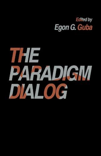 The Paradigm Dialog