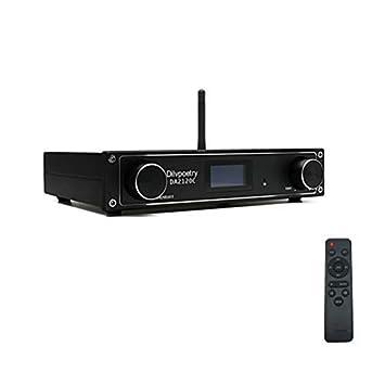 Amazon.com: Dilvpoetry DA2120C - Amplificador de audio ...