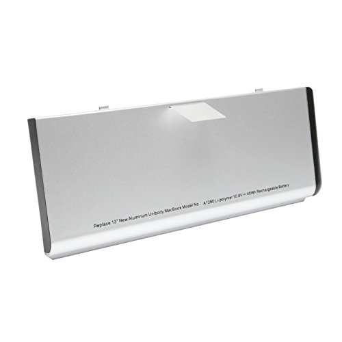 A1280 Laptop Battery for Apple MacBook 13-Inch A1280 A1278 (2008 Version) Compatible for MB771G/A MB467LL/A MB466LL/A -Ankon