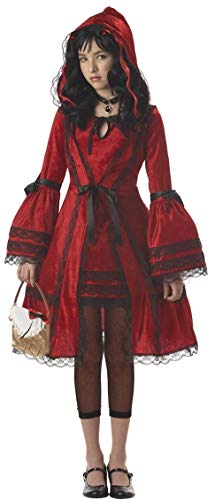 California Costumes Girls Tween Red Riding Hood Costume, Large]()