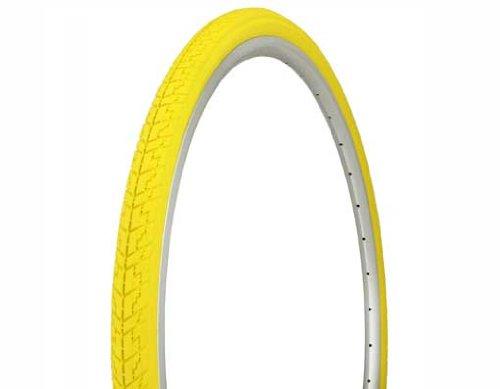 Lowrider Tire Duro 700 x 35c Yellow/Yellow Side Wall HF-109.Bicycle tire, Bike tire, Track Bike tire, Fixie Bike tire, Fixed Gear tire