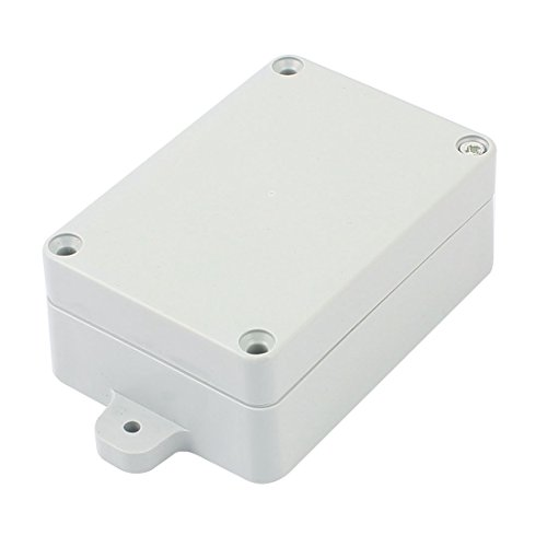 uxcell Waterproof Plastic Enclosure Project Case DIY Junction Box 83x58x34mm