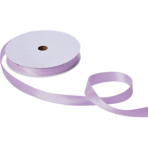 Jillson Roberts Bulk 1-Inch Double Faced Satin Ribbon Ava...