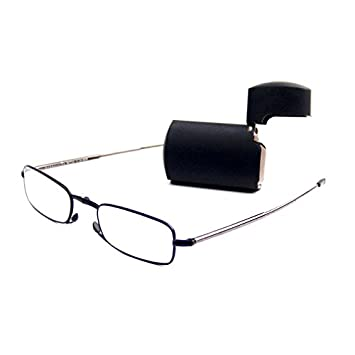 8c4a36bc95b Image Unavailable. Image not available for. Color  Foster Grant Microvision  Foldable Readers Reading Glasses ...