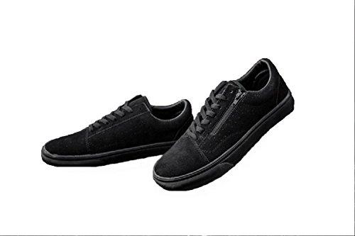 Des Entreprises Vans Homme Vieille Chaussure De Skate École (10, Noir)