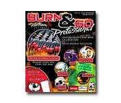 Burn & Go Professional: Drag And-drop Cd and DVD Burning