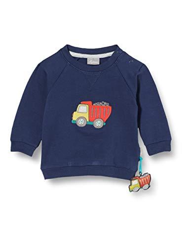 Sigikid SIGIKID Baby – Jungen Sweatshirt aus Bio-Baumwolle, Größe 062 – 098 baby-jongens sweater
