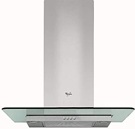Whirlpool WHFG 64 F LM X Campana 630 cubic_meters_per_hour: Amazon ...
