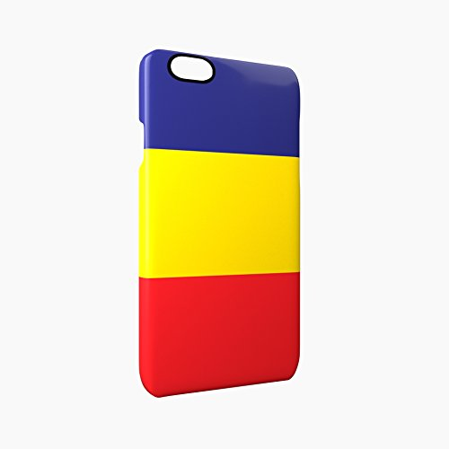 Flag of Romania Glossy Hard Snap-On Protective iPhone 6 / 6S Case Cover