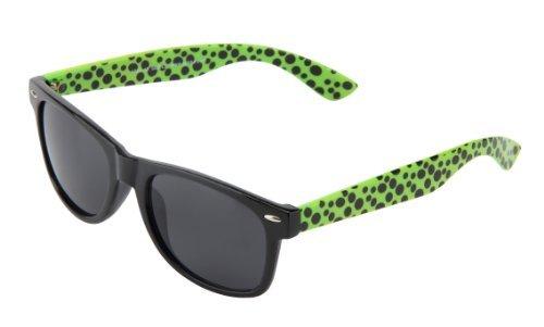 Nerd Noir couleurs Lunettes de 4026 Clair modèle soleil différentes plusieurs Noir Spot Vert xq7qfI