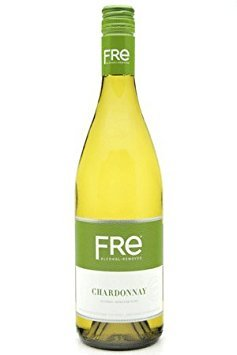 Sutter Home Fre Chardonnay Non-alcoholic Wine 750ml (Best Sweet White Wine)