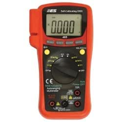 Auto calibración True RMS DMM herramientas equipo herramientas de mano