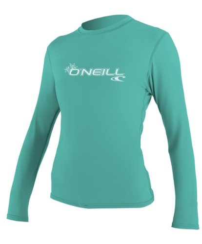 O'Neill Wetsuits UV Sun Protection Womens Basic Skins Tee Su