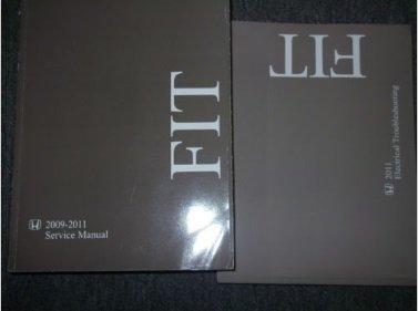 2011 honda fit service manual - 4
