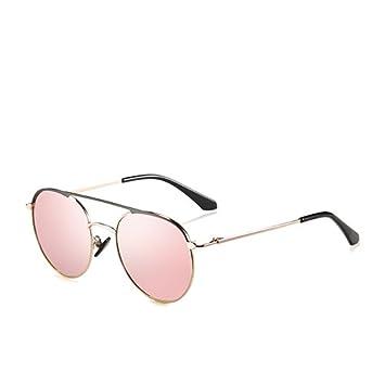 TL-Sunglasses Bastidor de Metal Hombres Gafas de Sol Aviador ...