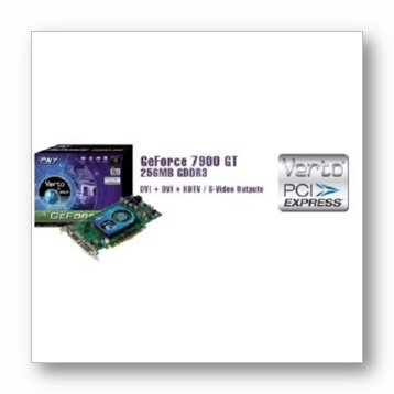 Geforce 7900GT 256MB DDR3 Pci-e Dvi+dvi+hdtv/s-video