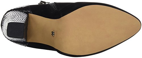 Negro Negro Tacón Zapatos Mariamare Mujer 61378 peach Serpiente De wZpvA